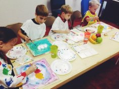 Art Class w Miss Hannah
