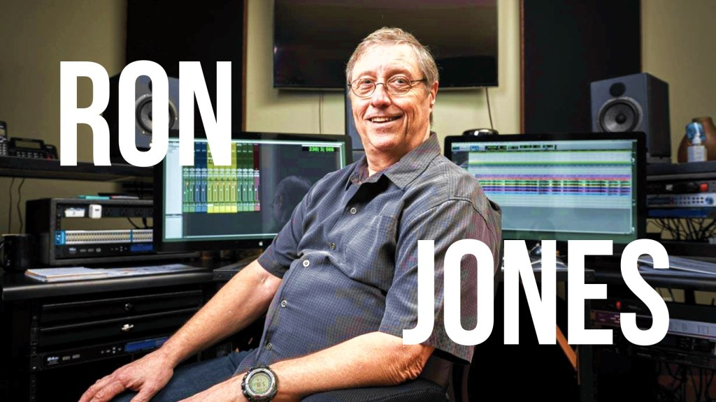 Ron Jones YT