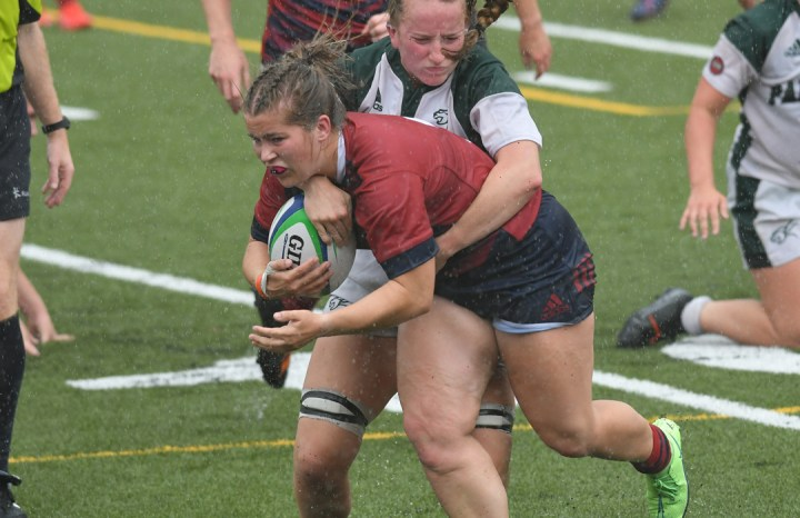 Axewomen pull off a 22-5 win in hard fought game against Panthers