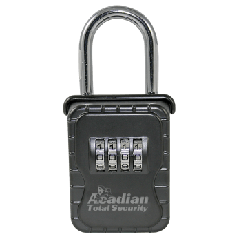 Hanging Secure Lockbox Keybox