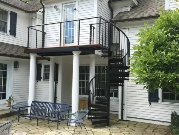 Best Treads For Outdoor Staircases Acadia Stairs   Best Outdoor Stair Treads   Stair Stringers   Wood   Carpet   Spiral Staircase   Carpet Stair