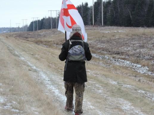 Un citoyen engagé: le Protecteur Acadien. - Acadie Nouvelle: Damien Dauphin