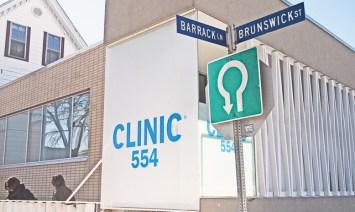 La clinique d'avortement de Fredericton. - Archives