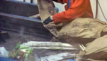 Kent: feu vert au tri des ordures à trois sacs