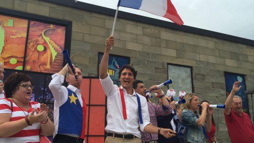 - Acadie Nouvelle: Vincent Pichard