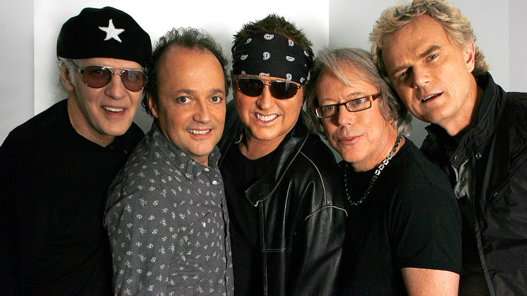 Le groupe culte canadien Loverboy - Gracieuseté