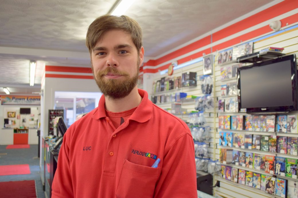 Luc Vautour remarque que la clientèle a évolué au fil des ans. - Acadie Nouvelle: Simon Delattre