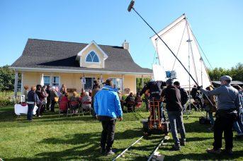 Deux nouvelles séries télé seront tournées en Acadie - Gracieuseté: Julie D'Amour-Léger