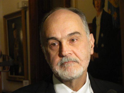 Le président de Égalité santé en français, le Dr Hubert Dupuis. - Archives