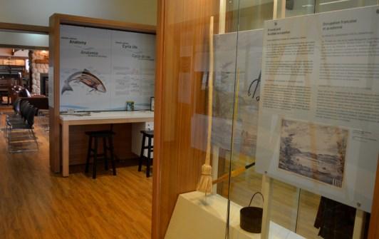 Situé à Campbellton, le CERR propose aux visiteurs d'en apprendre un peu plus sur l'histoire et l'habitat de cette fameuse rivière à saumons. - Acadie Nouvelle: Jean-François Boisvert