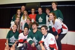 Les équipes du Nouveau-Brunswick et de l'Ontario ont remporté respectivement l'argent et l'or lors de la finale du tournoi d'improvisation.