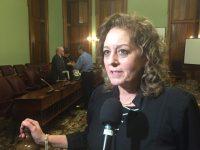 La commissaire aux langues officielles Katherine D'Entremont. - Archives