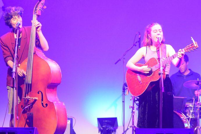 Chassepareil en spectacle au Festival Acadie Rock. - Acadie Nouvelle: Sylvie Mousseau