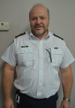 Jean-Pierre Savoie, directeur des opérations chez Ambulance Nouveau-Brunswick. - Acadie Nouvelle: Jean-François Boisvert