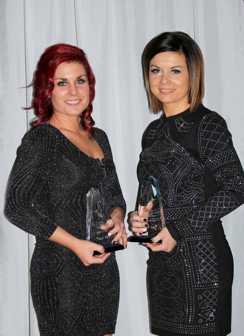 Cindy et Mélissa Beaulieu - Saint-Quentin, 4 novembre 2017 - Vignette: Cindy et Mélissa Beaulieu, Jeunes entrepreneures de l'année. - Crédit Gracieuseté