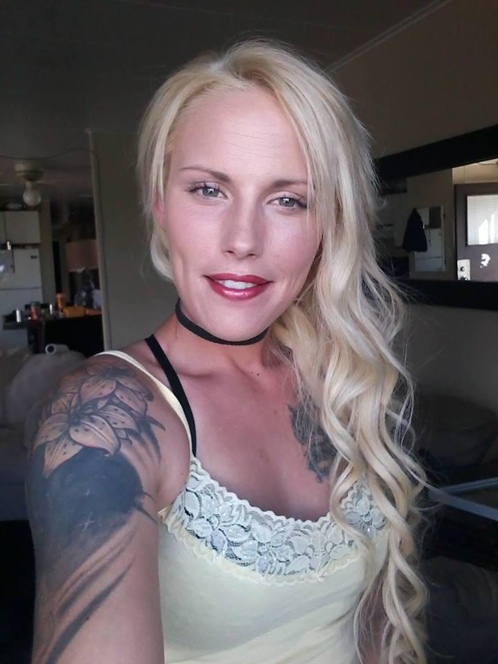 Leandra Beaulieu est âgée de 28 ans. Elle est la mère de quatre enfants. Elle passera les deux prochaines années derrière les barreaux. - Photo tirée de Facebook