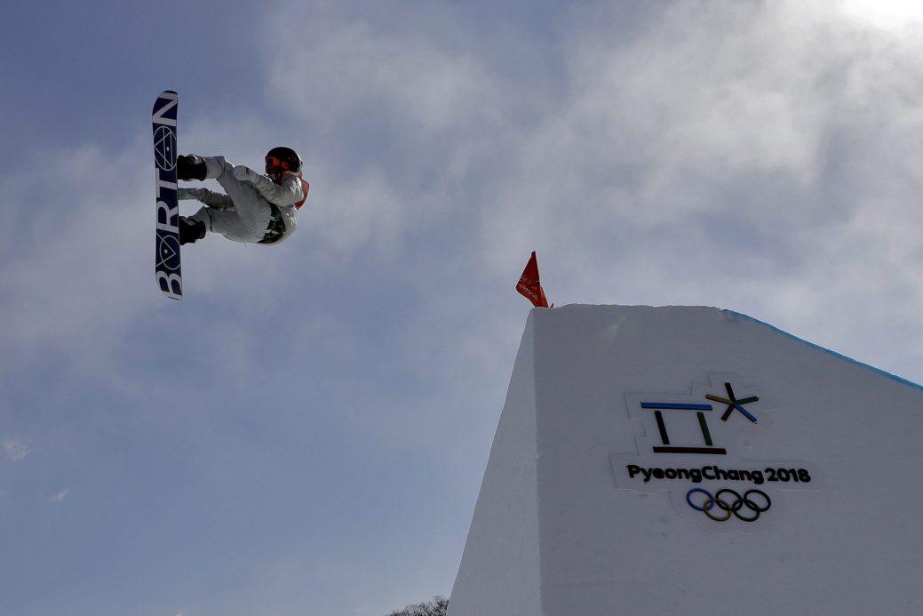 L'Américain RedGerard a gagné la médaille d'or. - (AP Photo/Kin Cheung)