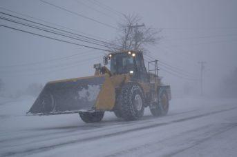 La circulation sur les routes du Nouveau-Brunswick a été fortement perturbée. - Acadie Nouvelle : David Caron