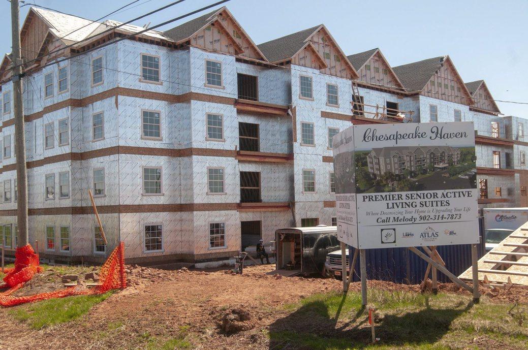 Un nouveau foyer de soins près de Charlottetown. - PC/Brian McInnis