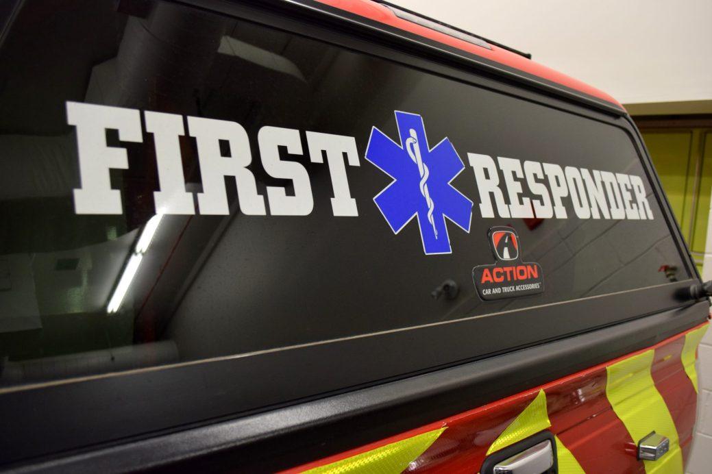 Chaque nouvelle recrue du service d'incendie de Memramcook doit suivre une formation de premiers répondants avancés. - Acadie Nouvelle: Simon Delattre