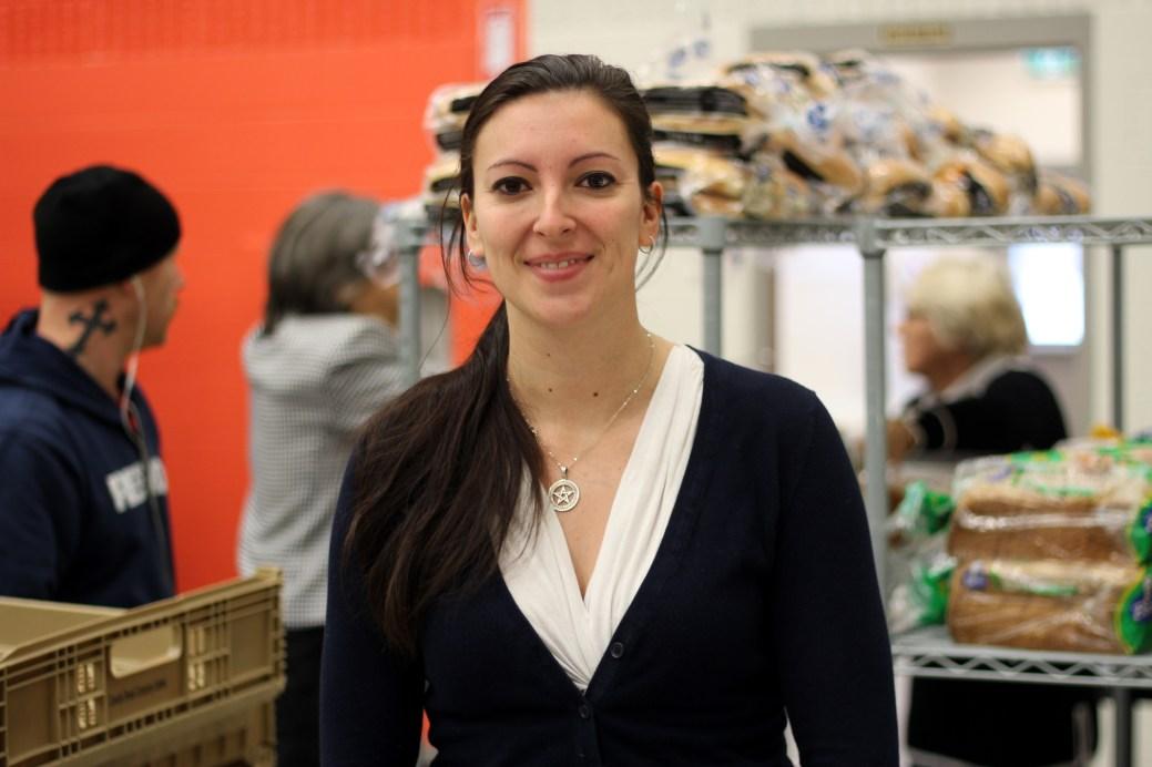 Peu de gens connaissent aussi bien le portrait de la pauvreté dans le Grand Moncton que Chantal Sénécal, directrice générale du Food Depot Alimentaire. - Archives