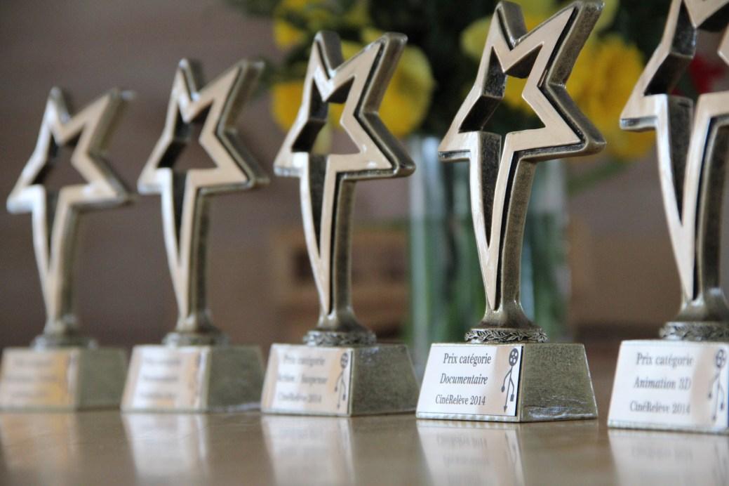 Le Festival CinéRelève se terminera avec la remise de prix pour les meilleurs oeuvres de la sélection. - Gracieuseté