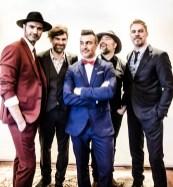 Le groupe Salebarbes débarque en Acadie afin de présenter son premier album. - Gracieuseté: Marie-Claude Meilleur
