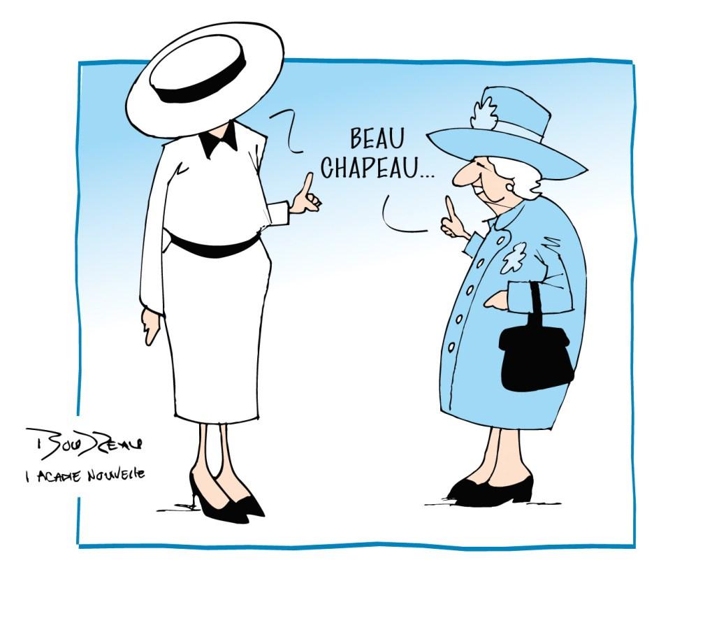 Caricature, 4 juin 2019