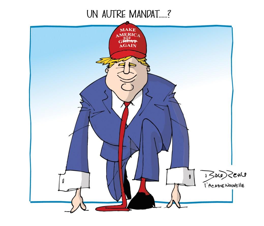 Caricature, 25 juin 2019