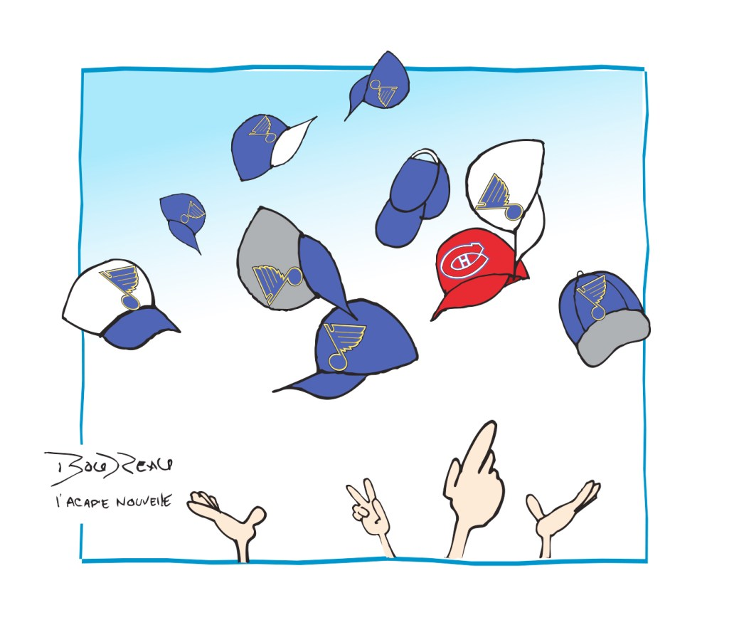Caricature, 14 juin 2019
