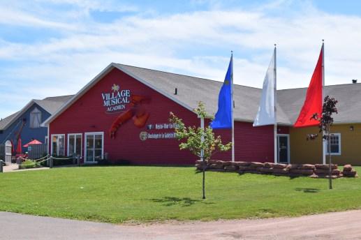 Le Village Musical acadien d'Abram-Village accueillera l'ouverture du Congrès mondial. - Acadie Nouvelle: Simon Delattre