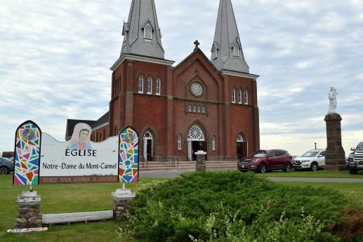 Mont-Carmel, capitale mondiale des violoneux? - Acadie Nouvelle: Simon Delattre