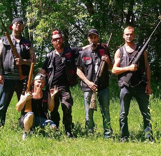 Des membres du chapitre de Calgary. - Photo tirée de Facebook