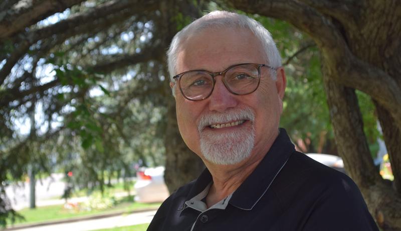 Luc Doucet, directeur de l'association francophone des aînés du Nouveau-Brunswick. - Acadie Nouvelle: Édouard Merlo
