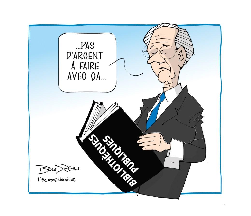 Caricature, 22 août 2019