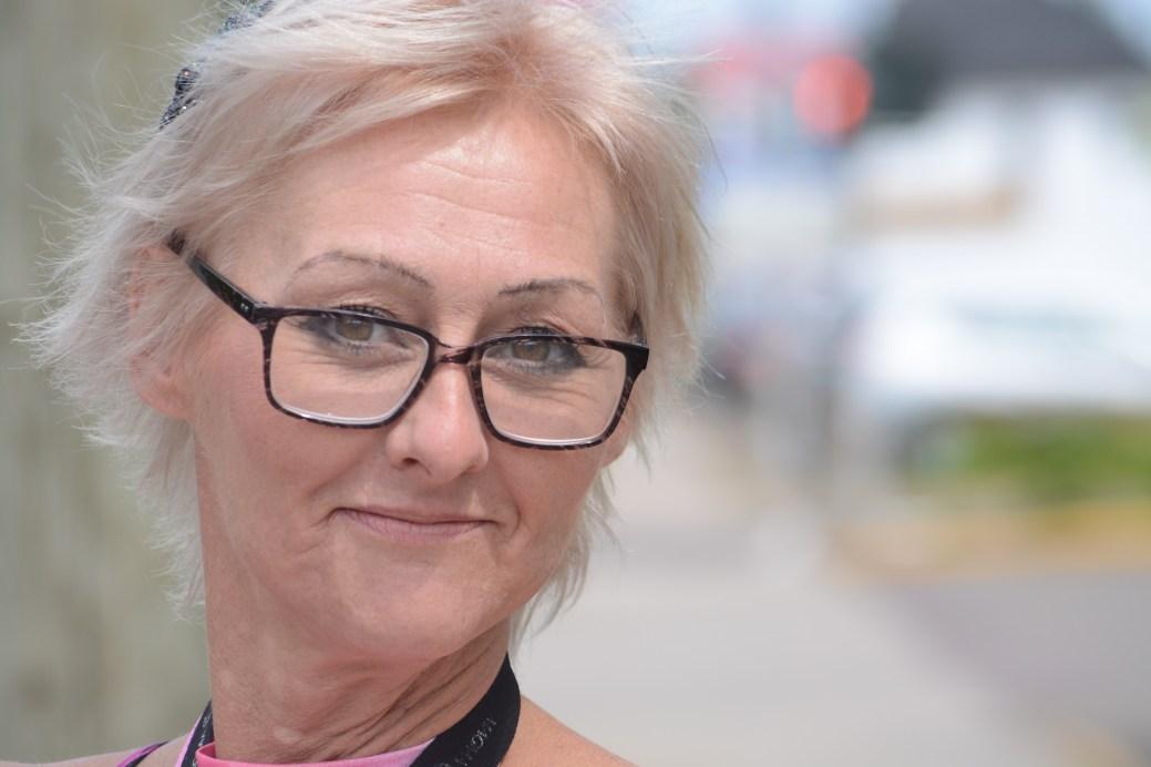 Margaret Whalen dit se prostituer depuis 20 ans sur la rue St. George. - Acadie Nouvelle: Cédric Thénevin