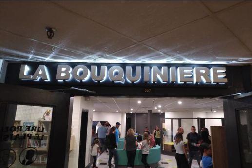 L'initiative «La Bouquinière» de Marie-Josée Comeau et de Sophie Jacob à l'école Donat-Robichaud tente de stimuler le plaisir de la lecture chez les élèves. - Gracieuseté: École Donat-Robichaud