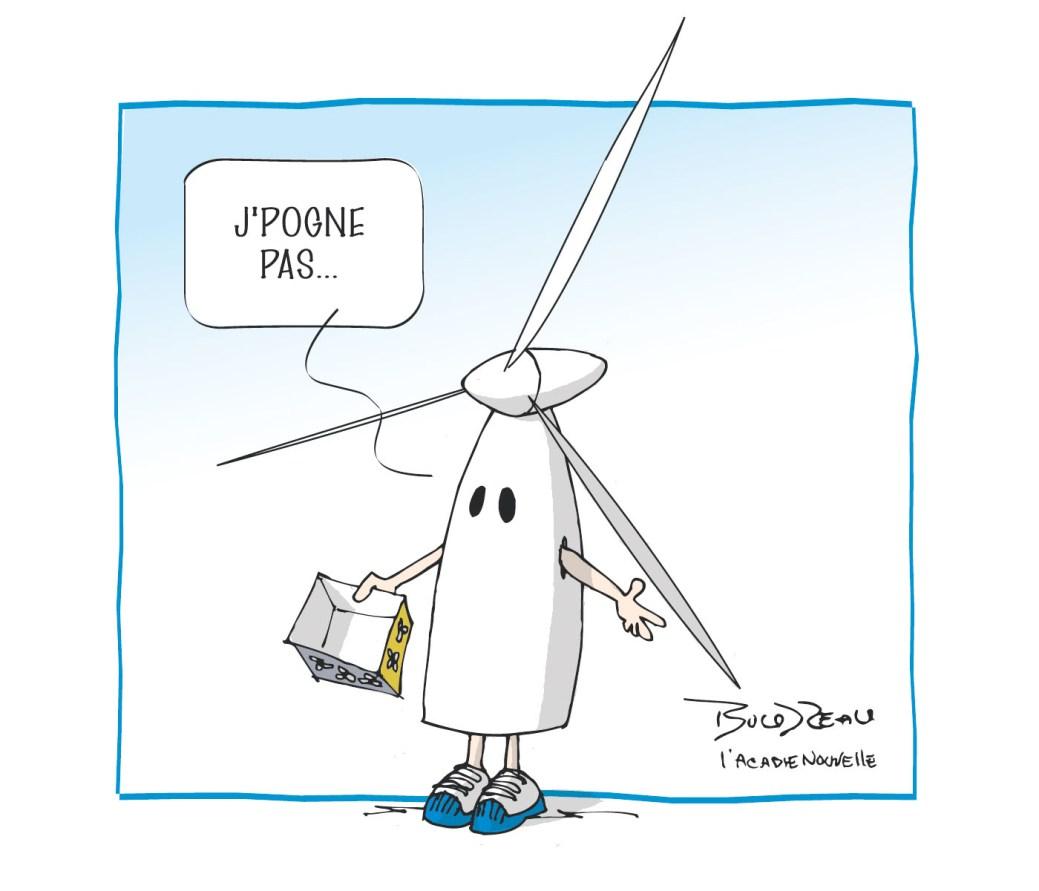 Caricature, 1er novembre 2019