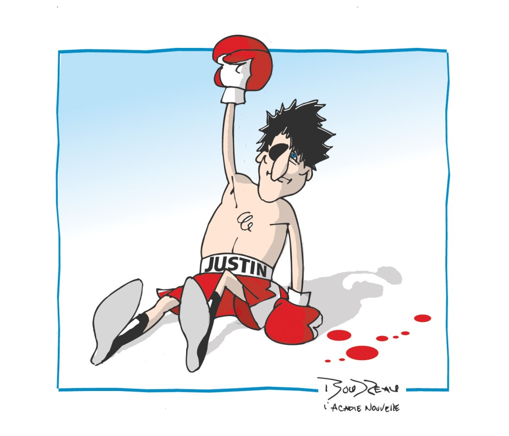 Caricature, 23 octobre 2019