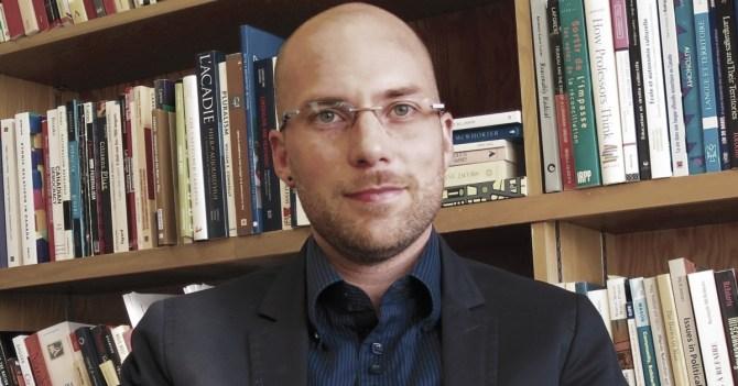 Rémi Léger, politologue et professeur à l'Université Simon Fraser, à Vancouver. - Archives