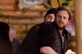 Les comédiens Pierre-Guy Blanchard et Pascal Lejeune dans une scène du film Pour mieux t'aimer. - Gracieuseté: Emmanuel Albert