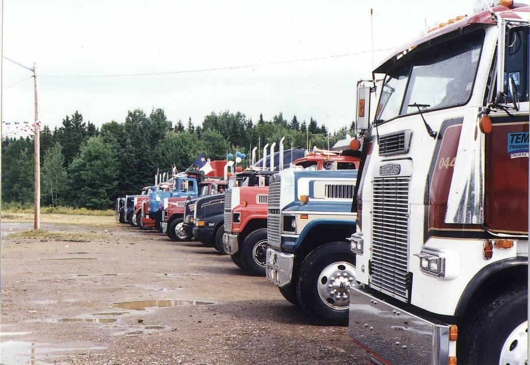 Selon Michael Fleming, «les camionneurs ne sont presque jamais montrés lorsqu'ils font leur travail». - Archives