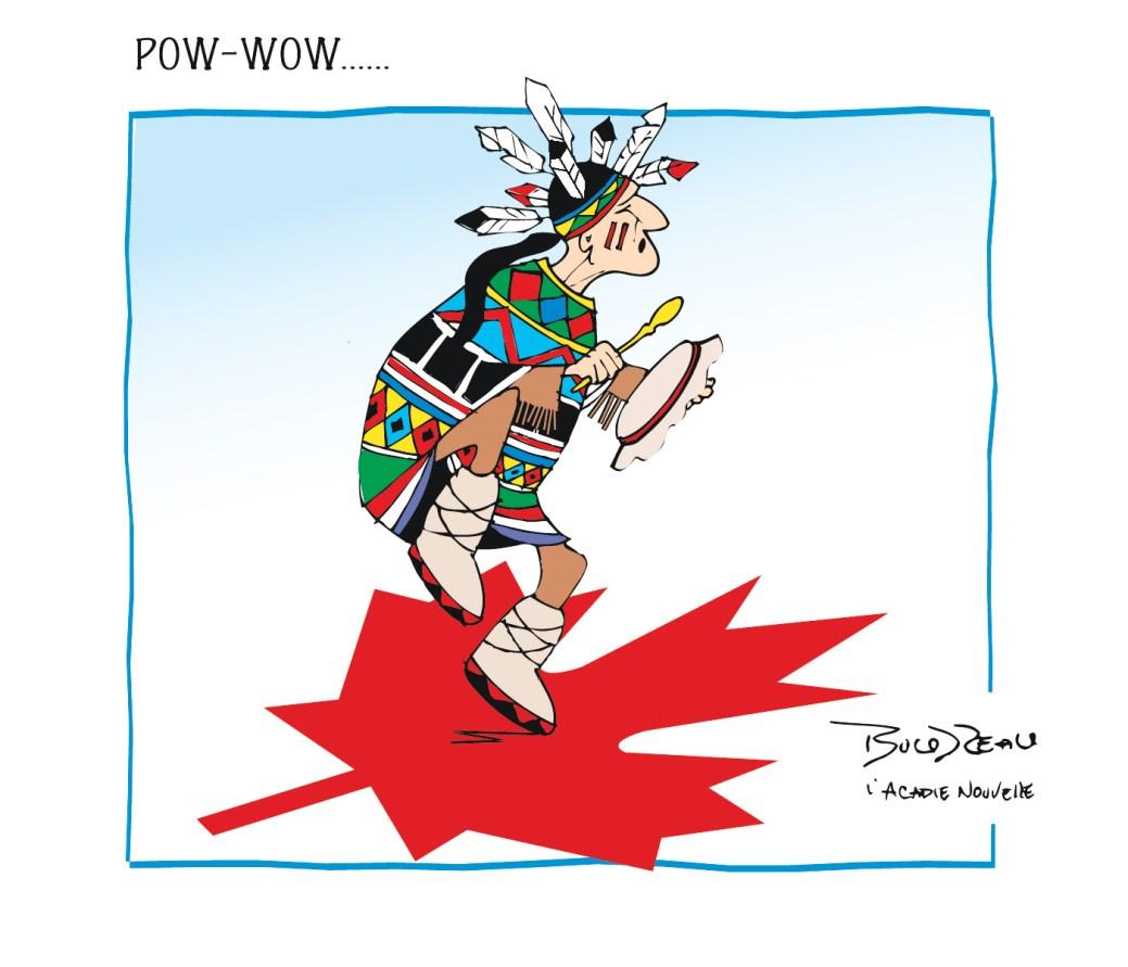 Caricature, 28 février 2020