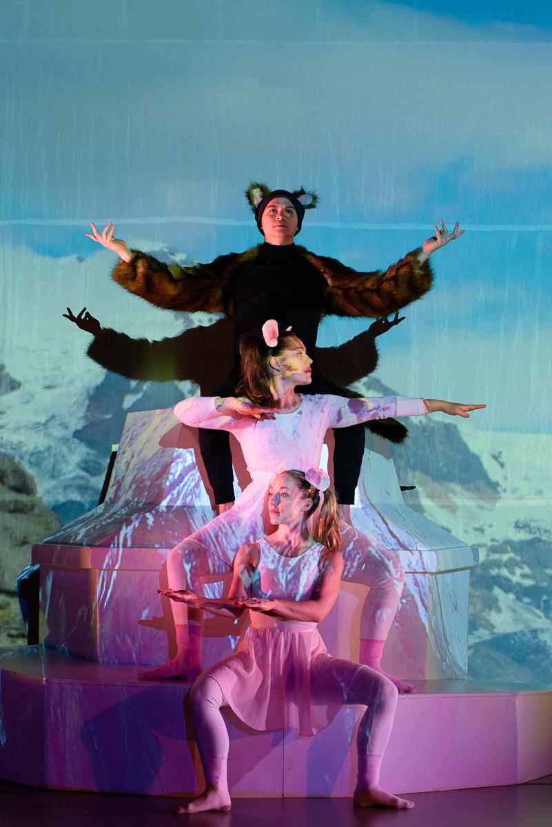 Le spectacle Respire par le nez de la compagnie DansEncorps part en tournée. - Gracieuseté: Emmanuel Albert