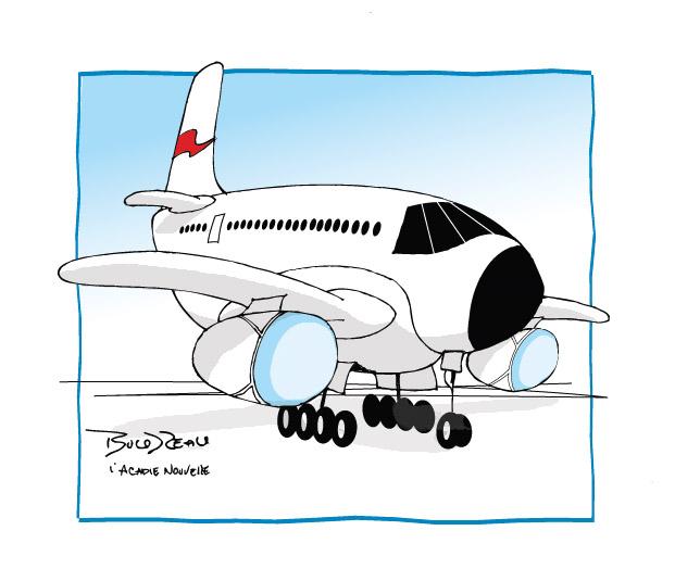 Caricature, 17 mars 2020