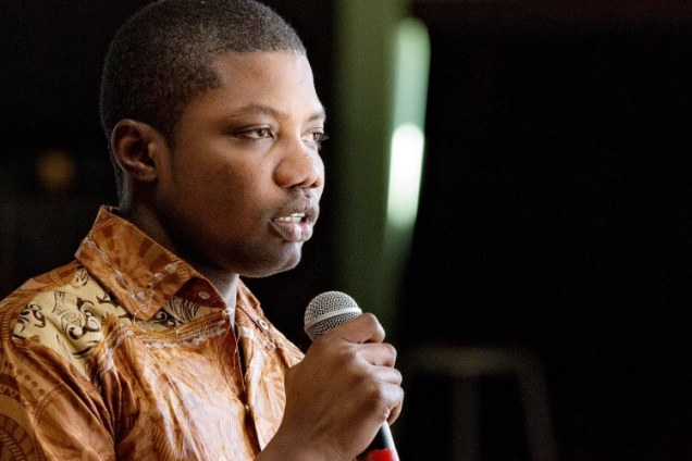 Le Dieppois Olivier Hussein, réclame que l'histoire des noirs et des autochtones soit plus enseignée au Nouveau-Brunswick. - Gracieuseté