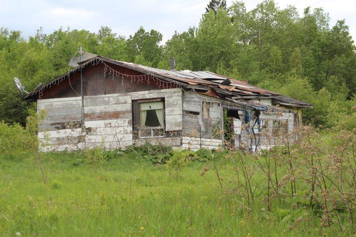 Il reigne un air de désertion dans les campagnes de l'ouest de la province. - Acadie Nouvelle: Simon Delattre