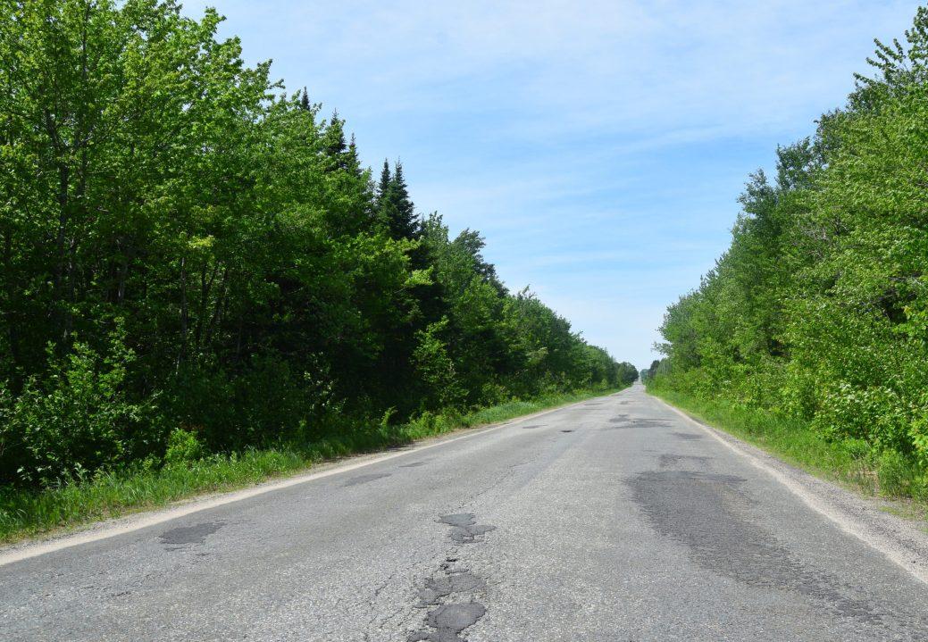 Sur les routes du comté de King. - Acadie Nouvelle: Simon Delattre