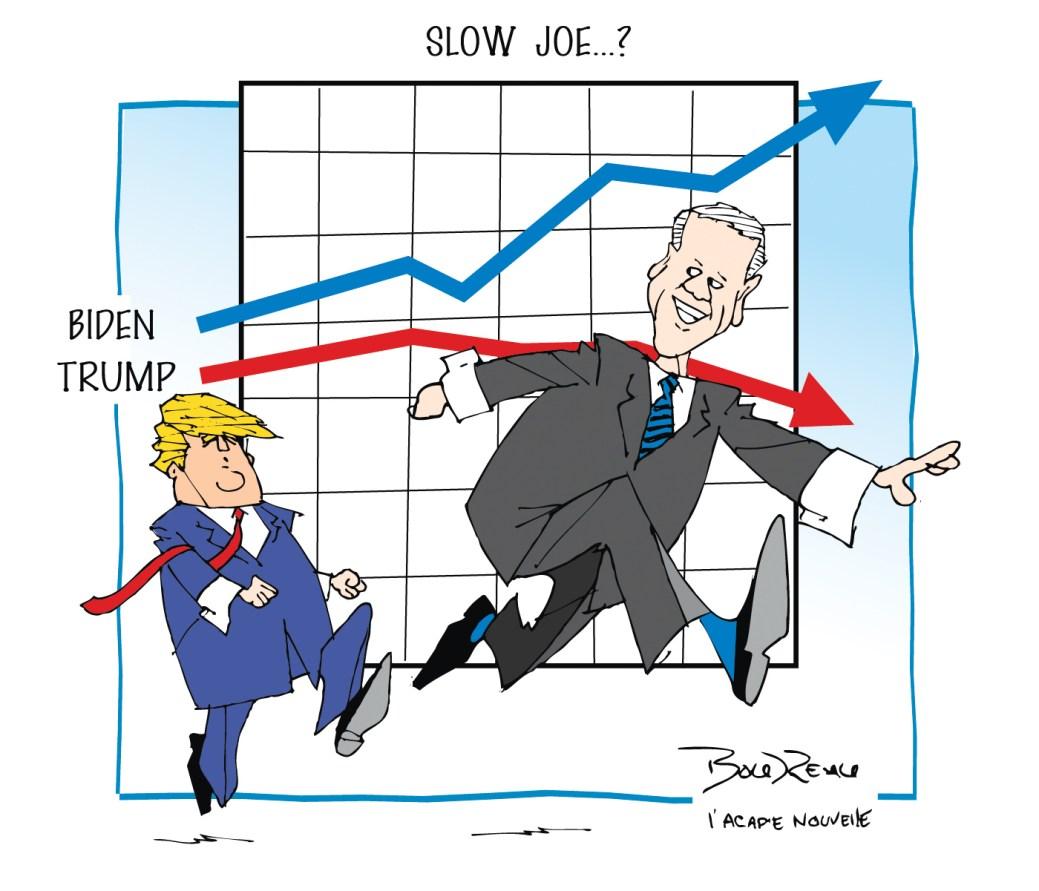 Caricature, 15 octobre 2020