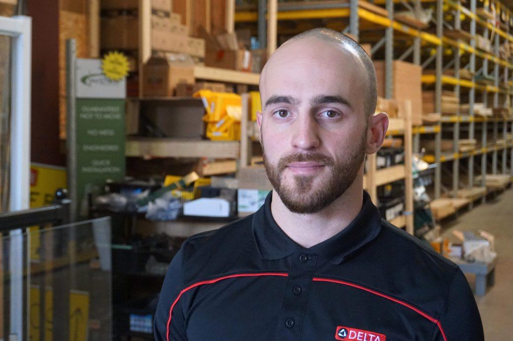 Le gérant du marketing du Groupe Elmwood, Jon Stephenson. - Acadie Nouvelle: Pascal Raiche-Nogue